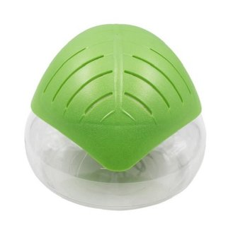 H2O Air Revitalizer with LED Light with 1 FREE 15 ml Aroma Scent (LIGHT GREEN)