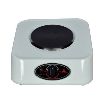 Hanabishi HES-80F Single Hot Plate Electric Stove (White) Price Philippines