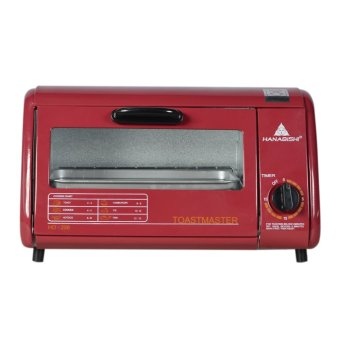 Hanabishi HO-256 7L Oven Toaster (Red) Price Philippines