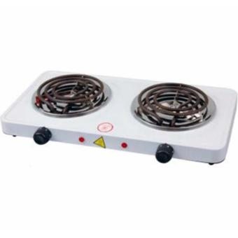 Hansen Double Burner Hot Plate Electric Cooking Hot Deals