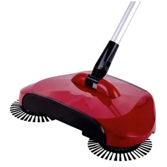 HC 360 Rotary Home Use Magic Manual Telescopic Floor Dust Sweeper