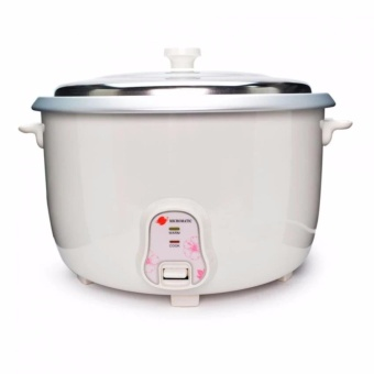 Heavy Duty Commercial Micromatic BIG 7.8L MRC-50 Rice Cooker 45cups(White)