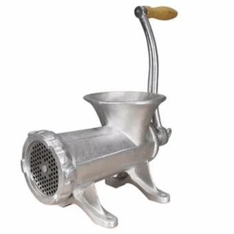 Heavy Duty Hand Operated Aluminum Alloy Meat Mincer/Grinder #32 (32kilos/hr)