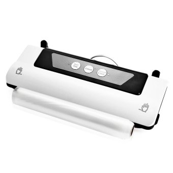 Home Appliances Other Cookware Kitchen Vacuum Sealer SealingMachine For Food Paperwork Clothes(White) - intl Price Philippines