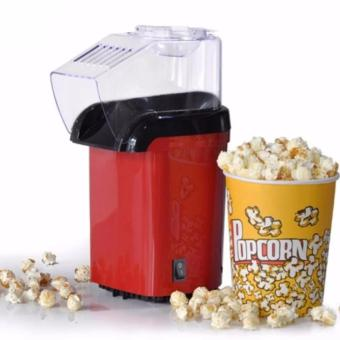 Hot Air Popcorn Machine (red)