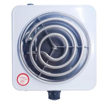 Hot Plate Single Electric Stove (White) Price Philippines