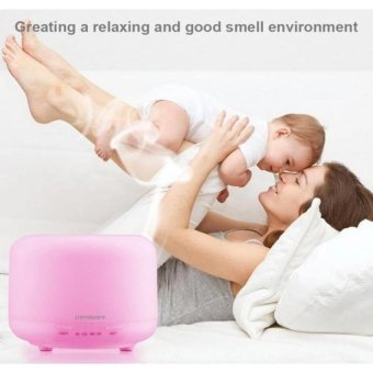 Hot Sell 300ml Essential Oil Diffuser Aroma Diffuser Humidifier with 3 Timer Settings 7-Color Changing LED Light Suitable for Living Room Office Child's Room Yoga And - intl - 5