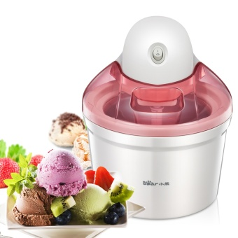 Household 1.2L High CapacityIce Cream Machine Automatic Ice cream Maker - intl