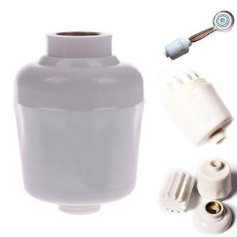 iBelieveb Bath Shower Washing Machine Kitchen Calcium Chloride Filtering Water Purifier - intl - 2