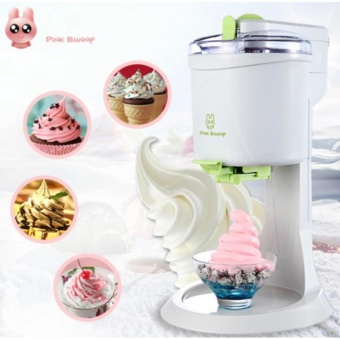 Ice Cream Maker Machine Icecream household Automatic Soft Electric Ice Cream Machine For Child - intl