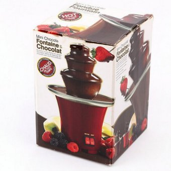 Harga Chocolate Fondue Mini Chocolate Fountain