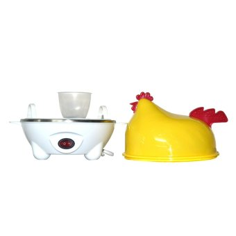 Harga Easy Cook Fashionable Egg Poacher Chicken Design