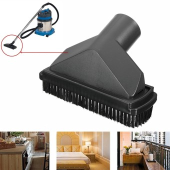 Harga Details about Square Horse Hair Dusting Brush Dust Tool Attachment For Vacuum Cleaner 32mm SS - intl