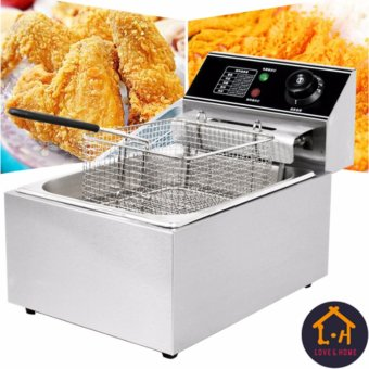 Harga LOVE&HOME New Electric Deep Fryer