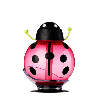 USB Portable Beatle Cool Mist Humidifier (Red) Price Philippines
