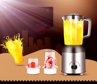 HUS-5U39 Import Best Sellers Breville Slow Juicer Machine Blender Mixer Grinder (Sliver) - intl Price Philippines