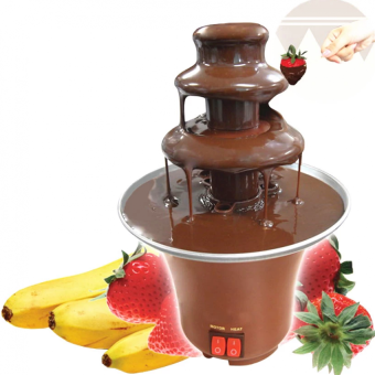 Harga Mei Mei Mini Chocolate Fountain