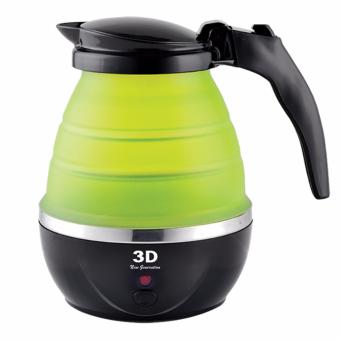 3D PKF508 Power Electric Kettle (Green) Price Philippines