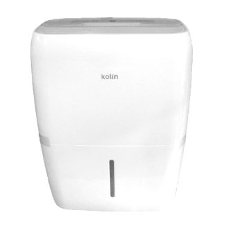 Harga Kolin KDM-20DGS 20L/day Dehumidifier (White)