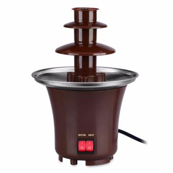 Harga Mini Chocolate Fountain (Brown)