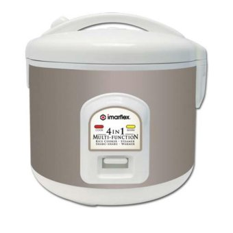 Imarflex IRJ-1200Y 4 in 1 Multi-function Rice Cooker 1.2L 7 Cups Price Philippines