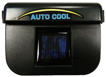 Auto Cool Solar-Powered Ventilation System Price Philippines
