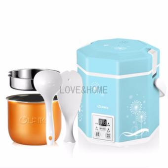 Harga LOVE&HOME Multifunctional Mini Rice Cooker (Blue)