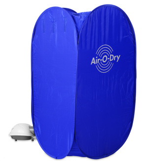 Harga Air O Dry Portable Clothes Dryer (Blue)