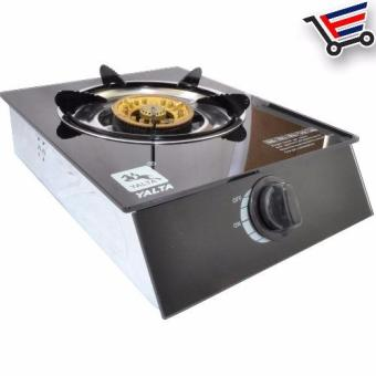 Harga Happy Home Glass Single Burning Gas Stove