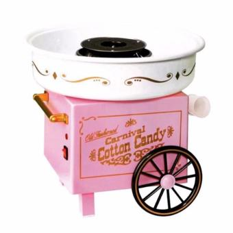 LOVE&HOME Carnival Cotton Candy Maker (Pink) Price Philippines