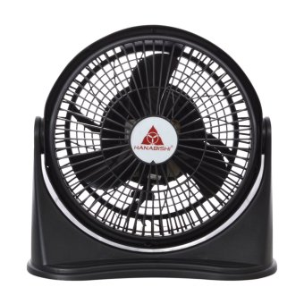 "Hanabishi HCF801 8"" Cool Desk Fan (Black) Price Philippines"