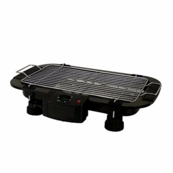 Harga LOVE&HOME Electric Outdoor Barbecue Grill-(Black)