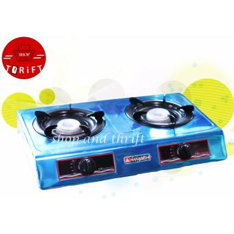 Harga Hanabishi GS-202 Double Burner Gas Stove