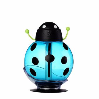 USB Portable Beatle Cool Mist Humidifier (Blue) Price Philippines