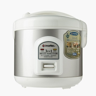 Imarflex 3-in-1 Multi-function Rice Cooker 1L IRJ-1000Y