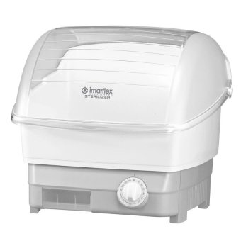 Imarflex DD-850 Cyclone Sterilizer and Warmer Dish Dryer