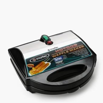 Imarflex Hotdog Waffle Maker ISM-300HW