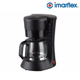 Imarflex ICM-300 Coffee Maker (Black)