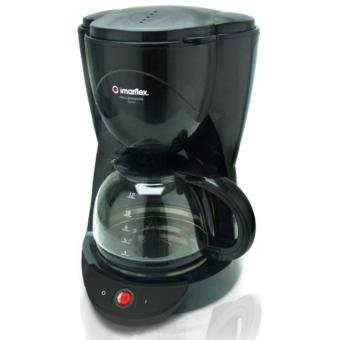 Imarflex ICM-800 10-12 Cups Coffee Maker (Black)