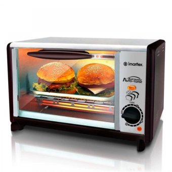 Imarflex IM-9220MS Oven Toaster with Auto-Toast 9L