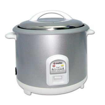 Imarflex IRC-18K Rice Cooker 1.8L (Grey)