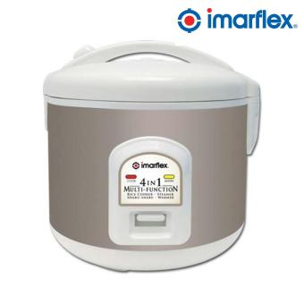 Imarflex IRJ-1800Y 4 in 1 Multi-function Rice Cooker 1.8L 10 Cups