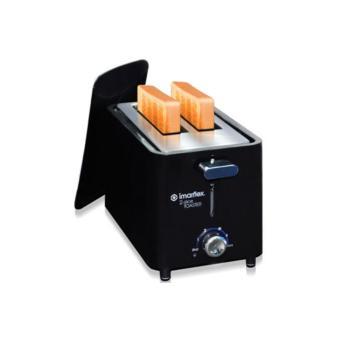 Imarflex IS 72 Pop Up Toaster 2 Slice Black