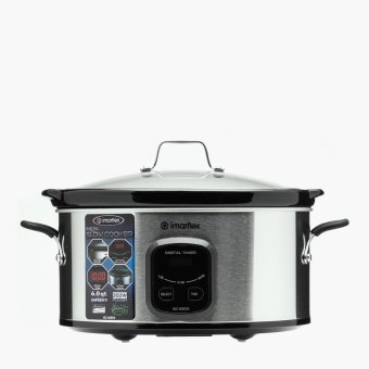 Imarflex ISC-600DS Digital Slow Cooker 6qt.