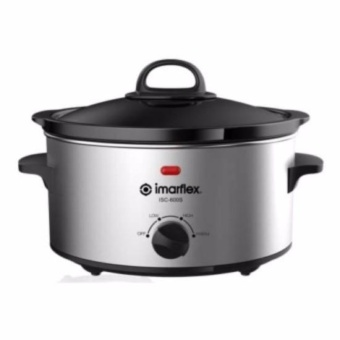 Imarflex Isc-600S Crockpot with Free Peri Bamboo Charcoal Soap Price Philippines