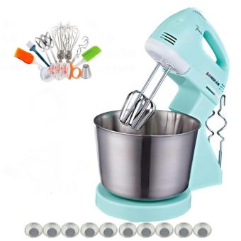 (Imported) USA Kitchen Food Blender Hand Stand Mixer MachineGrinder Blender Whisk Egg Beater - intl