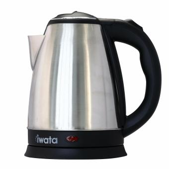 Iwata CM16WK-B Stainless Steel Electric Kettle 1.8L