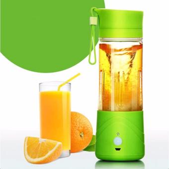 J&J Rechargeable Mini Cyclone Fruit Blender