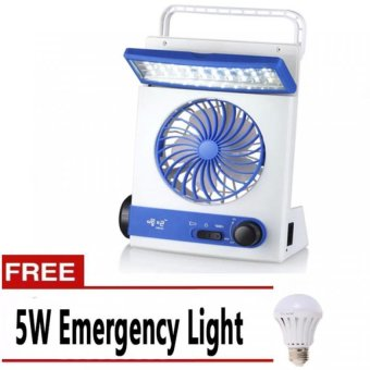 JR-5591 (Blue/White) with Free 5w Emergency Light Price Philippines