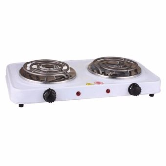 JX-2020B Best Quality 1000W Double Burner Hot Plate Electric Cooking Price Philippines